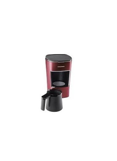 Grundig Türk Kahve Kahvesi Makinesi Tcm 7610 R Renkli